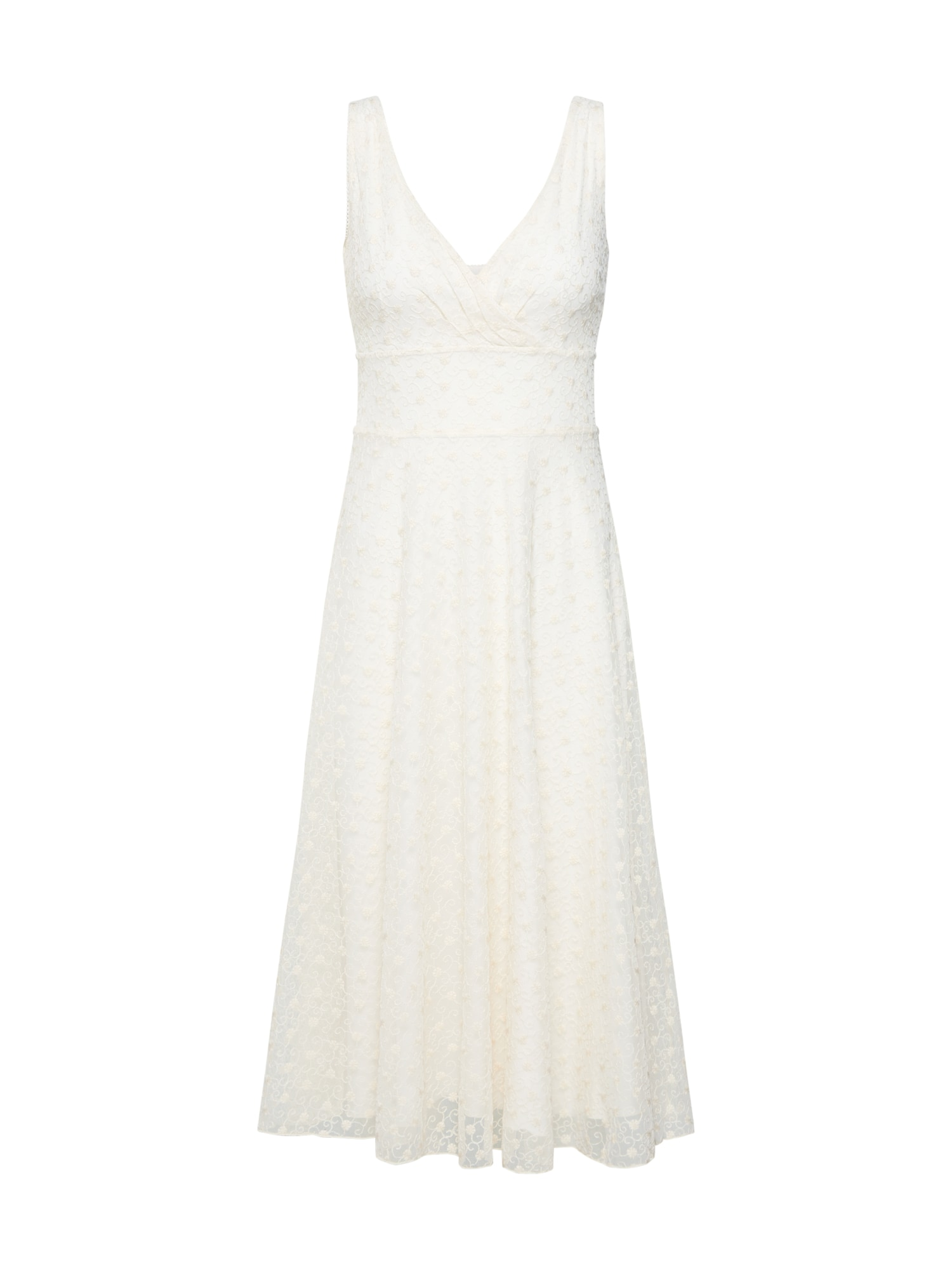 Šaty Ginger Wedding Dress Romance krémová King Louie
