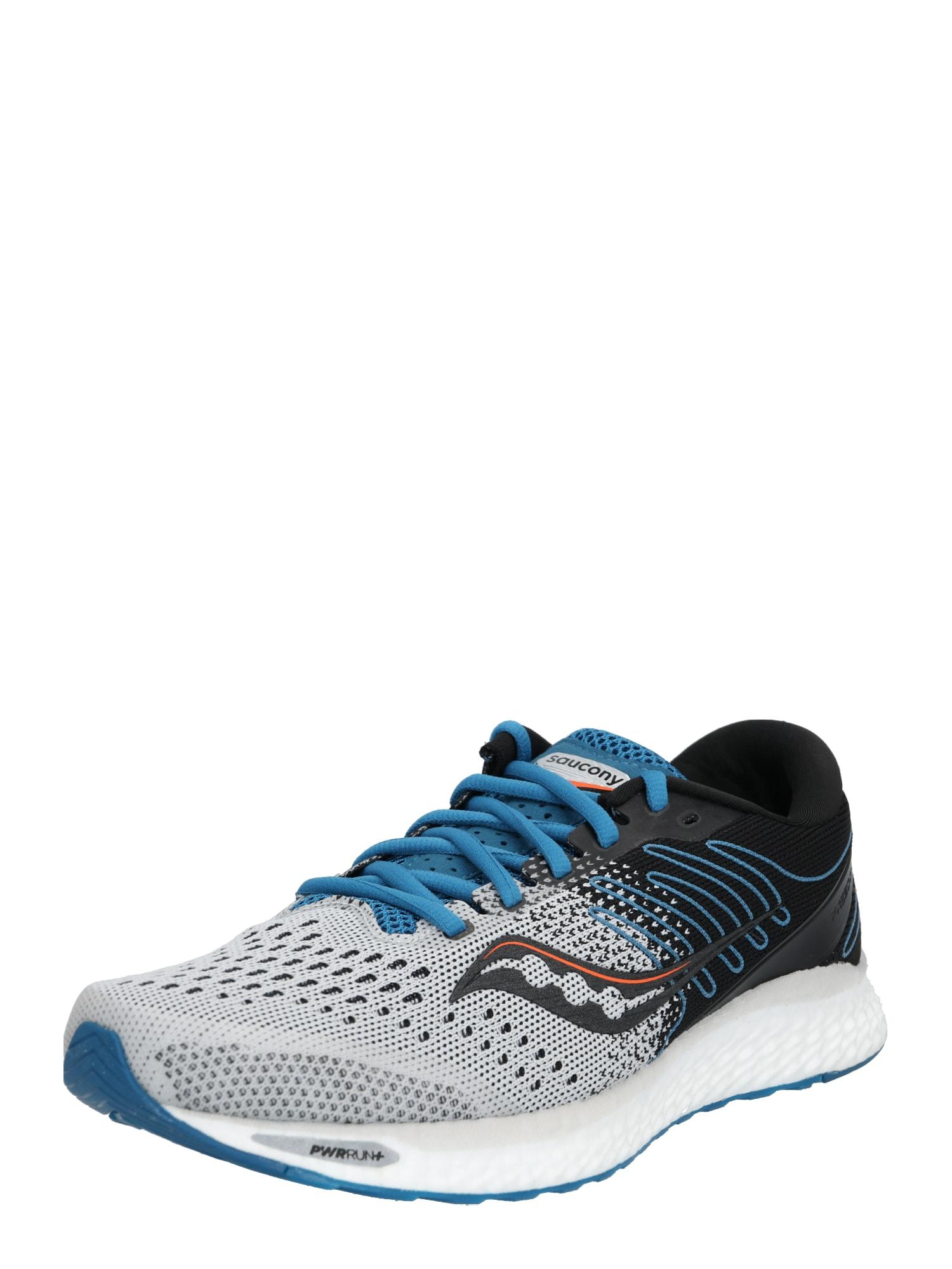 saucony Športová obuv 'FREEDOM 3 '  modré / sivá / čierna