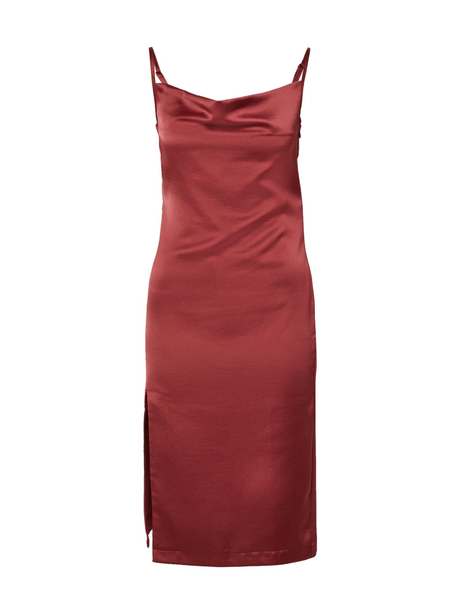NA-KD Šaty  červená