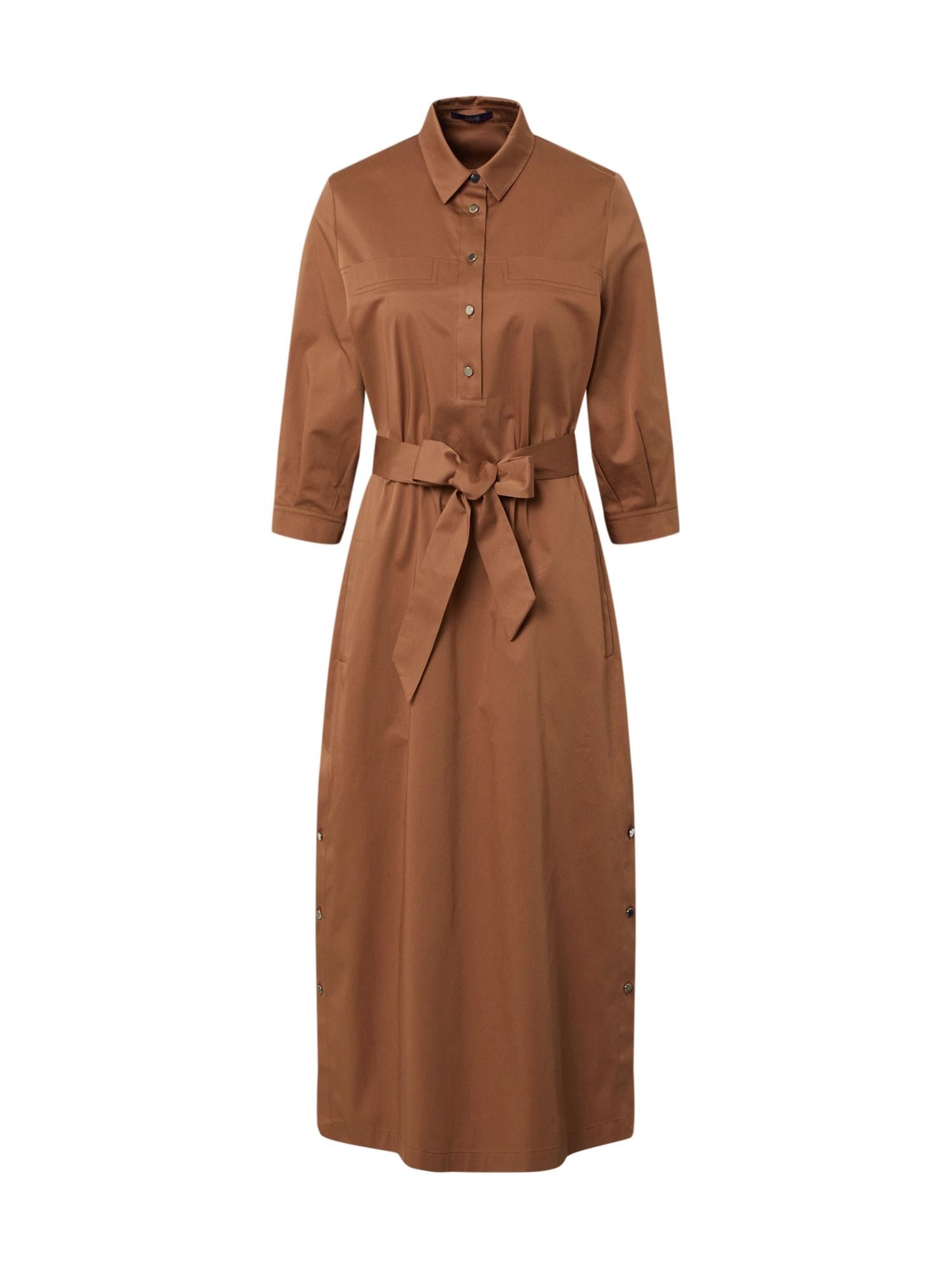 LAUREL Palaidinės tipo suknelė ruda