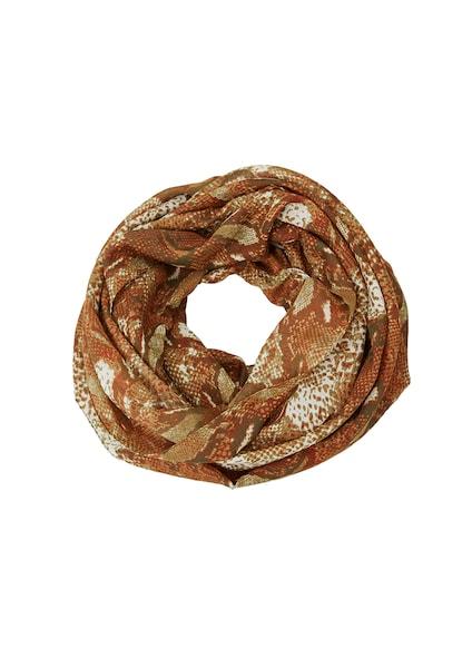 Schals für Frauen - S.Oliver RED LABEL Loop braun  - Onlineshop ABOUT YOU