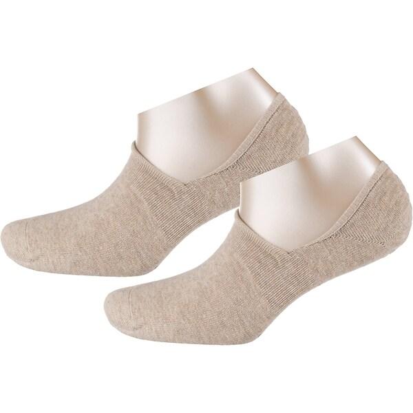 Socken für Frauen - Socken 'Invisible' › Camano › naturweiß  - Onlineshop ABOUT YOU