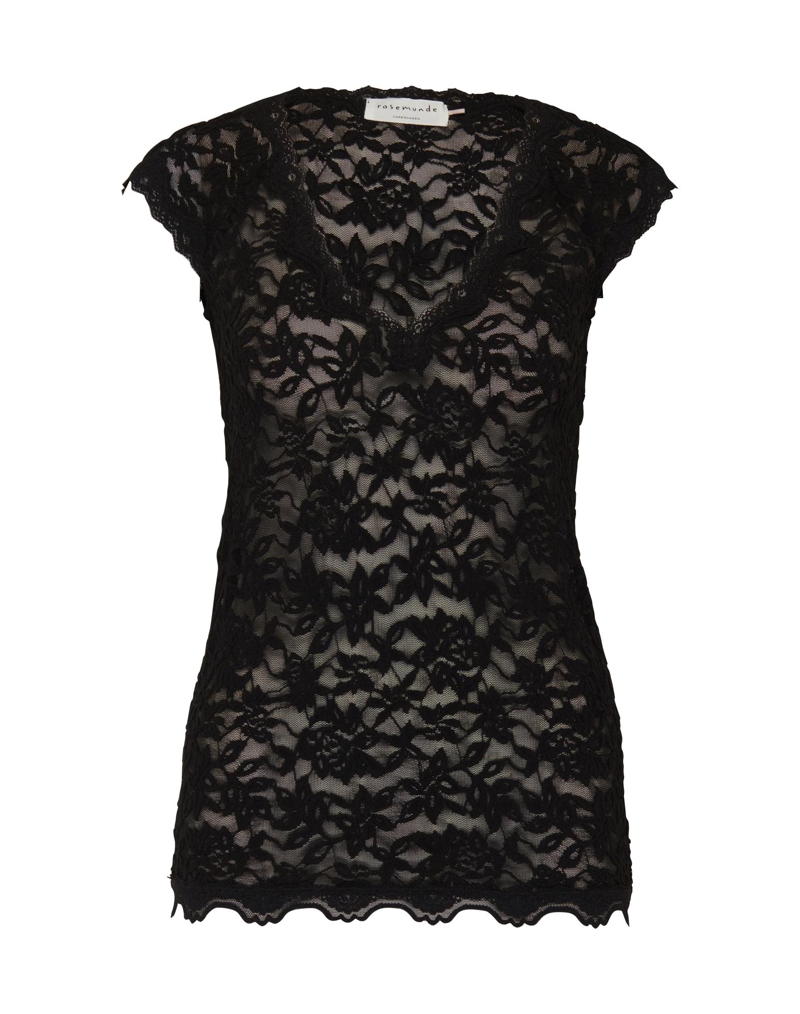 Tričko černá Rosemunde