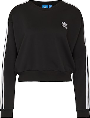 ADIDAS ORIGINALS Sweatshirt mit Stripes