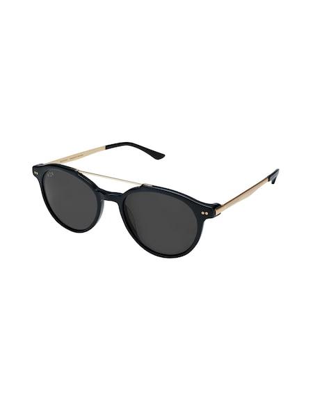 Sonnenbrillen für Frauen - Kapten Son Sonnenbrille 'Montreal' gold schwarz  - Onlineshop ABOUT YOU