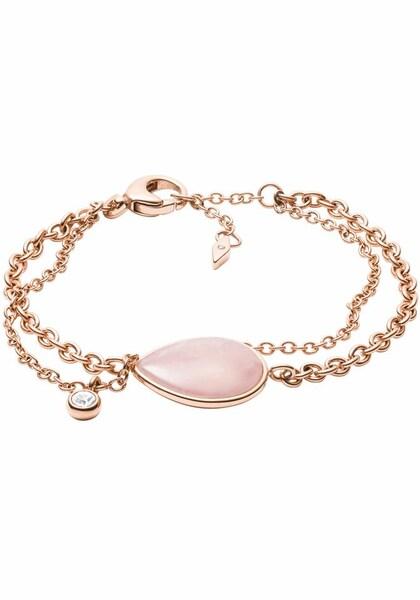 Armbaender für Frauen - FOSSIL Edelstahlarmband ICONIC, JF02839791 rosegold rosé  - Onlineshop ABOUT YOU
