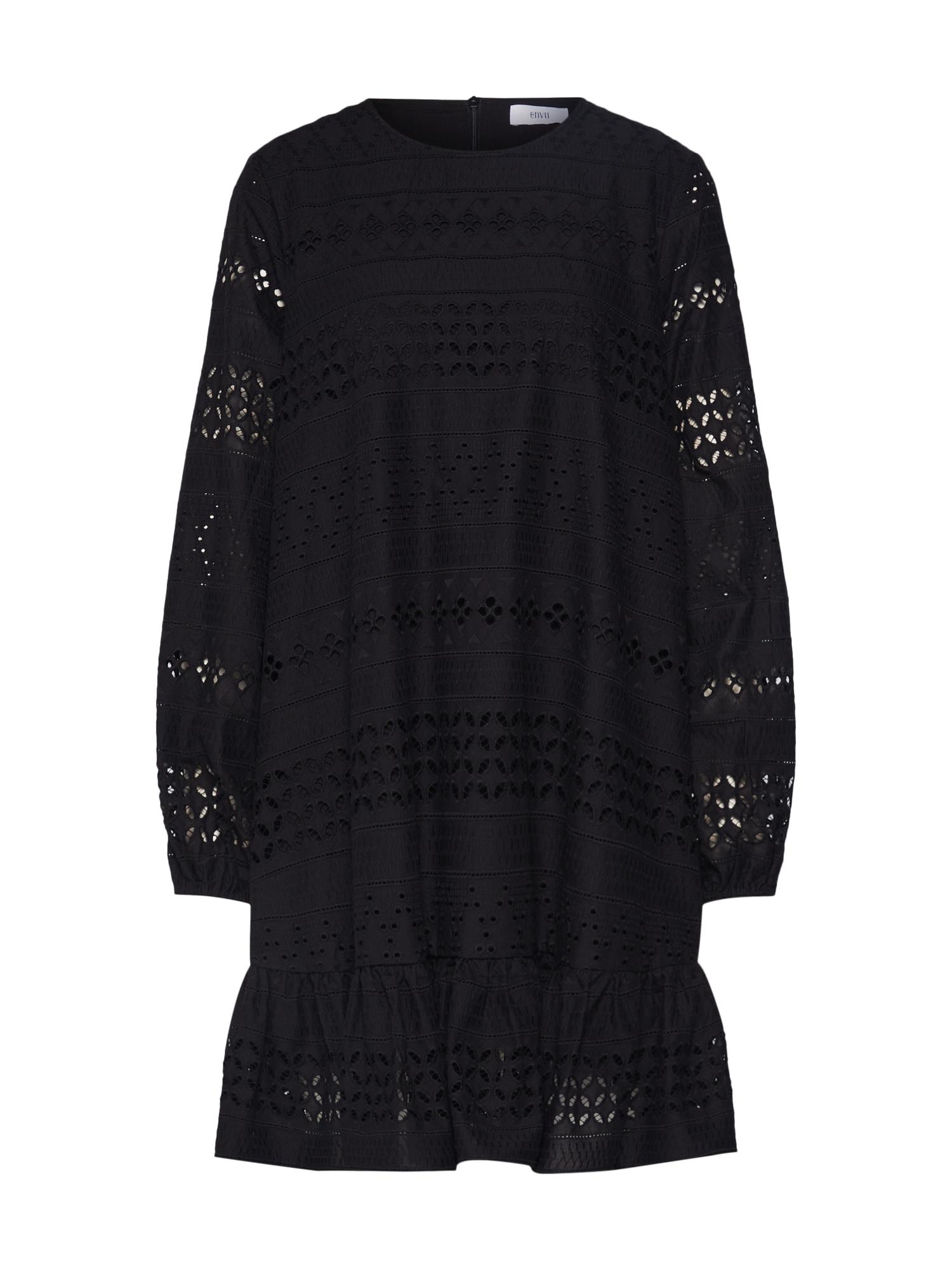 Envii Laisva suknelė 'ENCHRIS T-N DRESS 6695' tamsiai mėlyna