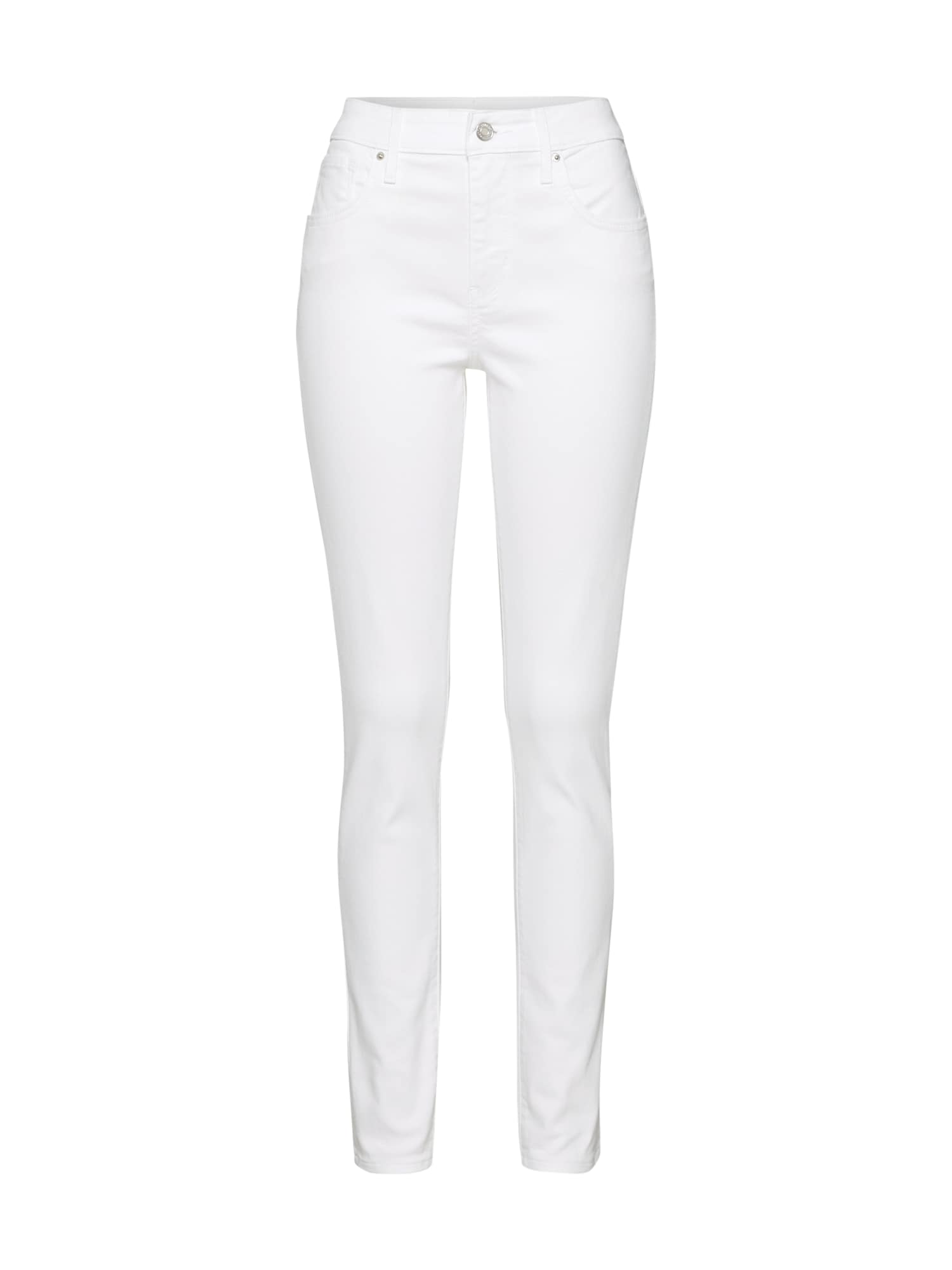 LEVI'S Džíny '721™ High Rise Skinny'  bílá