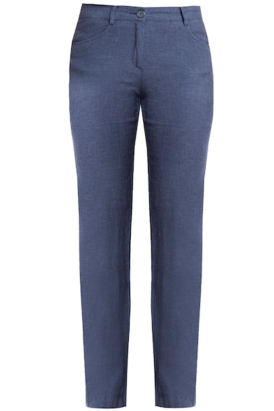 Hosen für Frauen - Finn Flare Stoffhose himmelblau  - Onlineshop ABOUT YOU