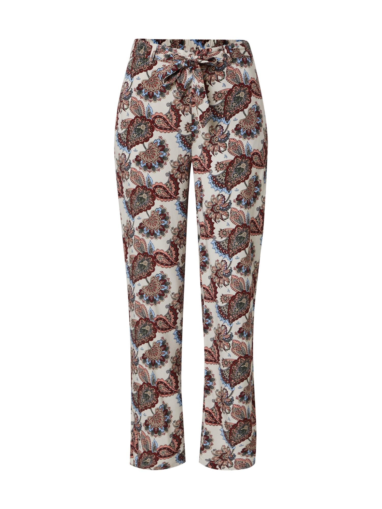 Soyaconcept Kelnės su kantu mišrios spalvos