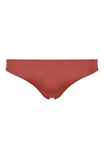 Bademode - Bikinislip 'Shiny Desert Rio' › Skiny › rot  - Onlineshop ABOUT YOU