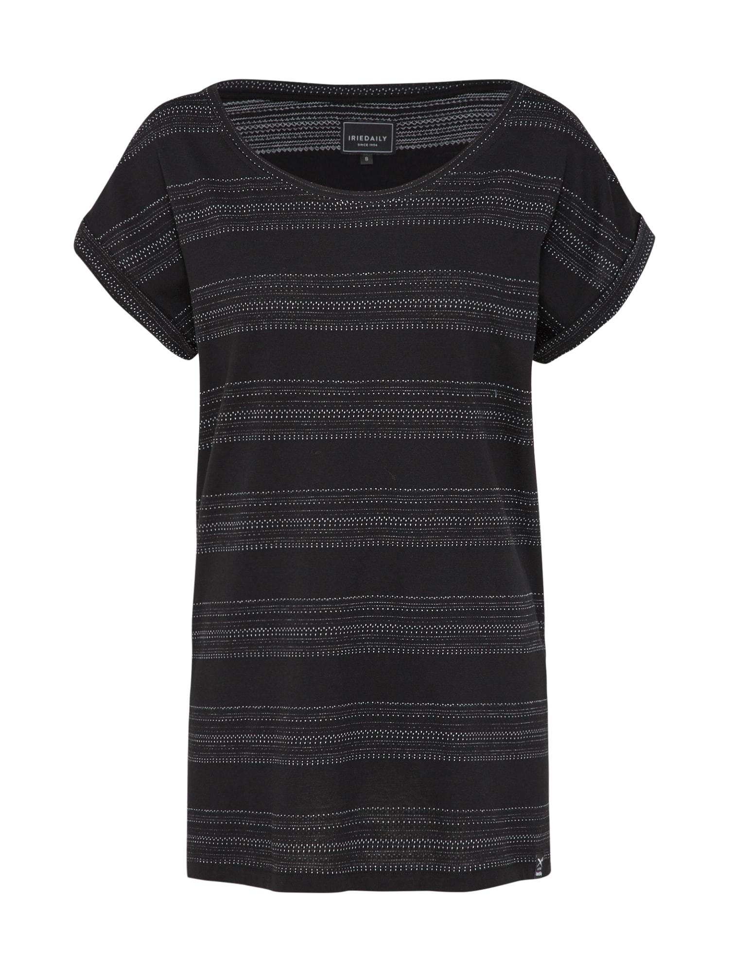 Iriedaily Marškinėliai 'Neila' juoda