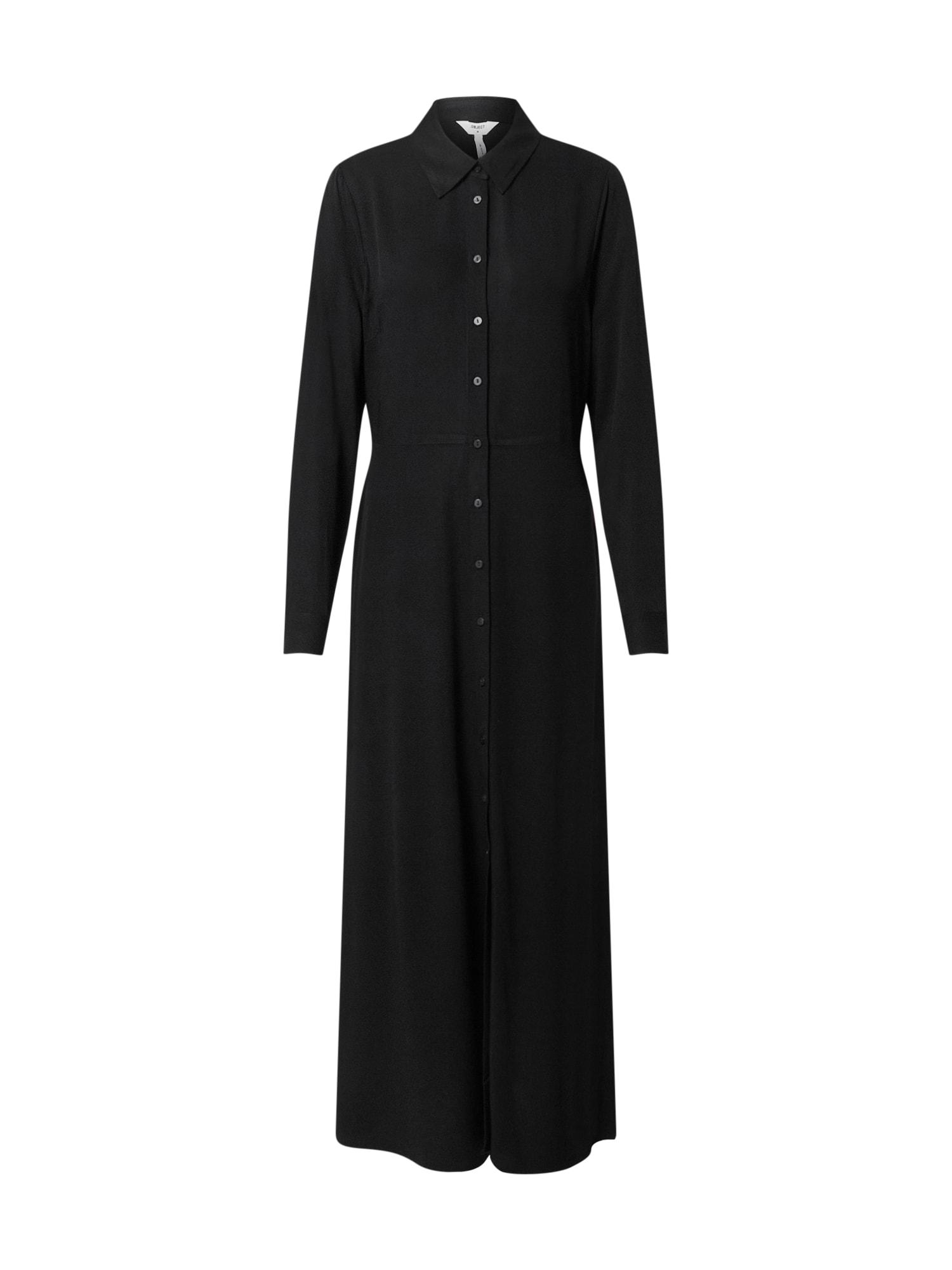 OBJECT Šaty 'Baya'  čierna