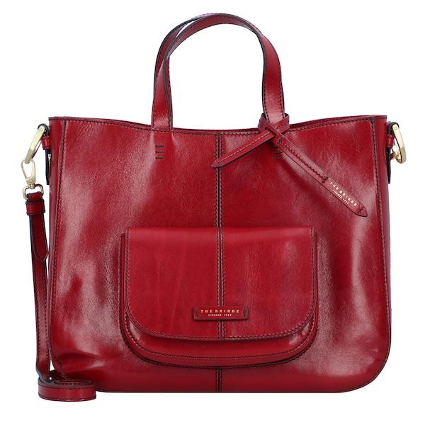 Handtaschen für Frauen - Handtasche 'Faentina' › The Bridge › rot  - Onlineshop ABOUT YOU