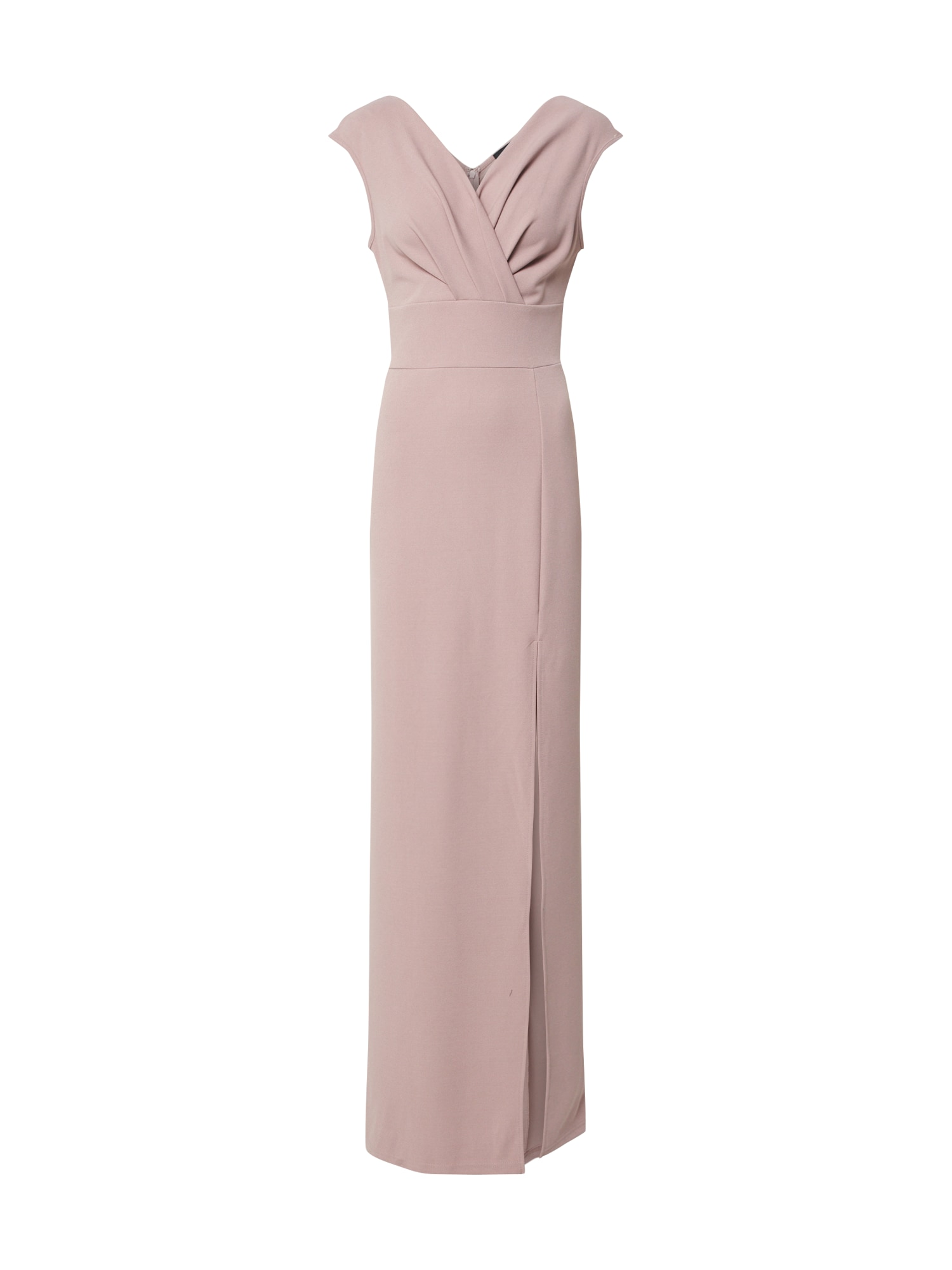 AX Paris Vakarinė suknelė odos / rožių spalva
