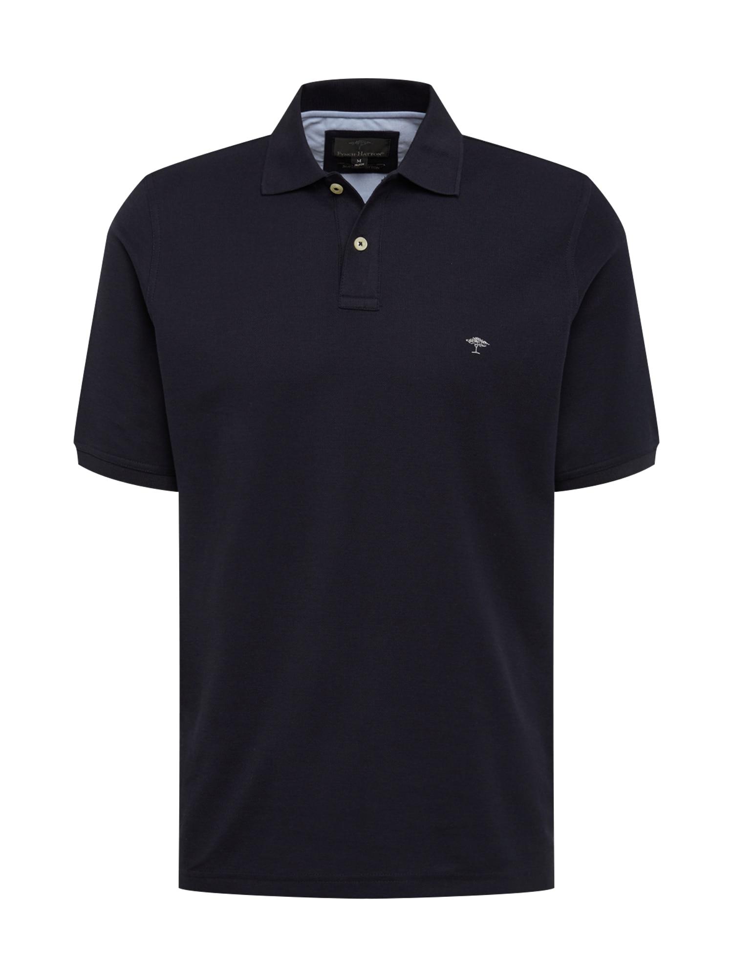 Tričko Polo Basic tmavě modrá FYNCH-HATTON