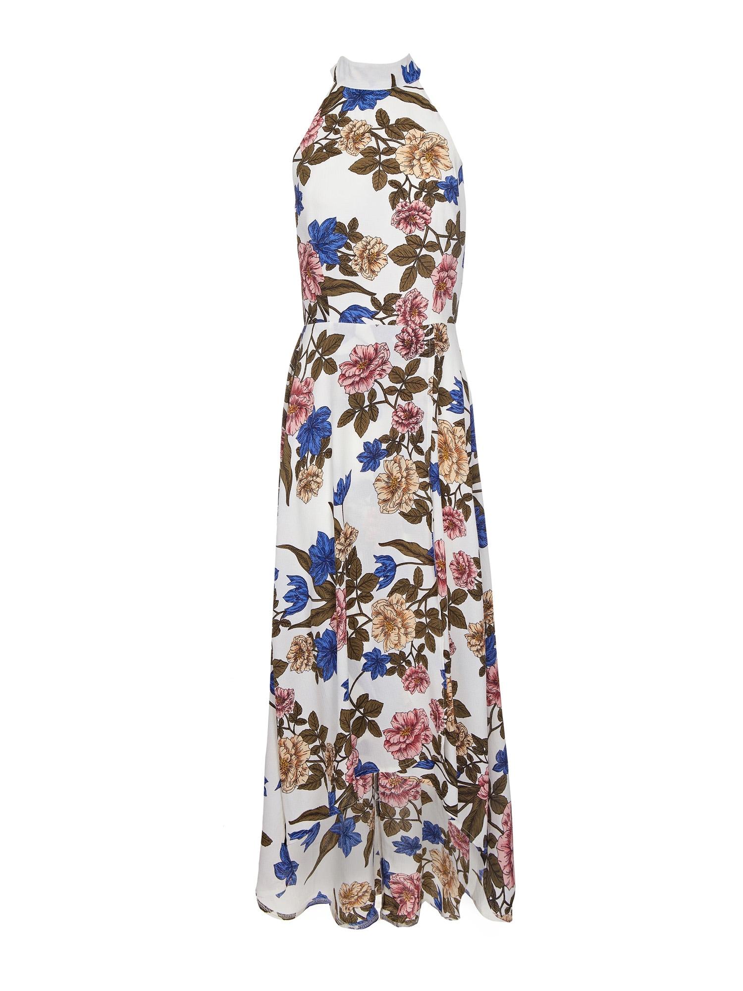 Mela London Vasarinė suknelė balta