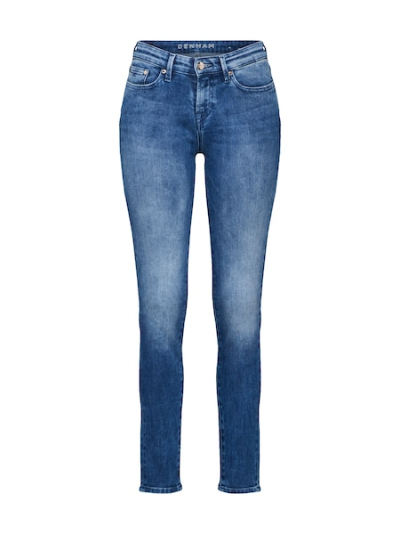 Hosen für Frauen - Jeans 'SHARP MARBLEB' › Denham › blue denim  - Onlineshop ABOUT YOU