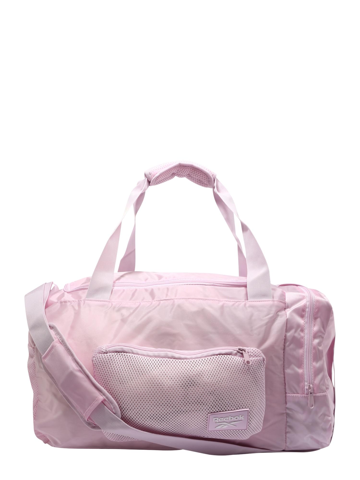 REEBOK Sportinis krepšys 'W TECH STYLE GRIP' rožių spalva