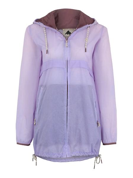 Jacken für Frauen - BURTON Jacke 'Hazlett Packable' lila  - Onlineshop ABOUT YOU