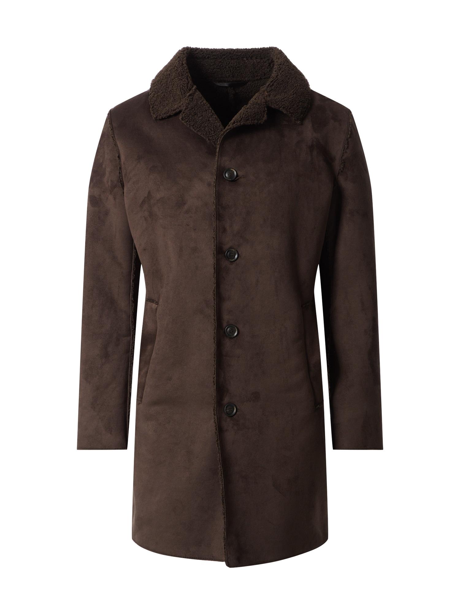 CINQUE Demisezoninis paltas ruda