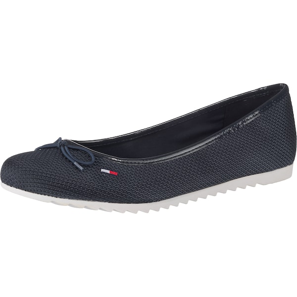 Ballerinas für Frauen - Ballerinas › Tommy Jeans › nachtblau  - Onlineshop ABOUT YOU