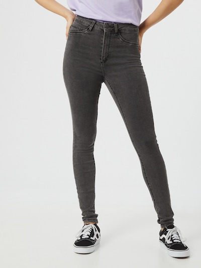 Noisy May Callie Skinnyjeans mit hoher Taille