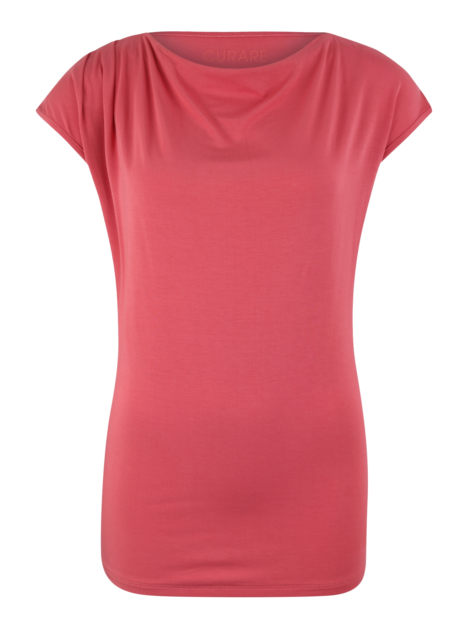 Funkční tričko top wasserfall melounová CURARE Yogawear