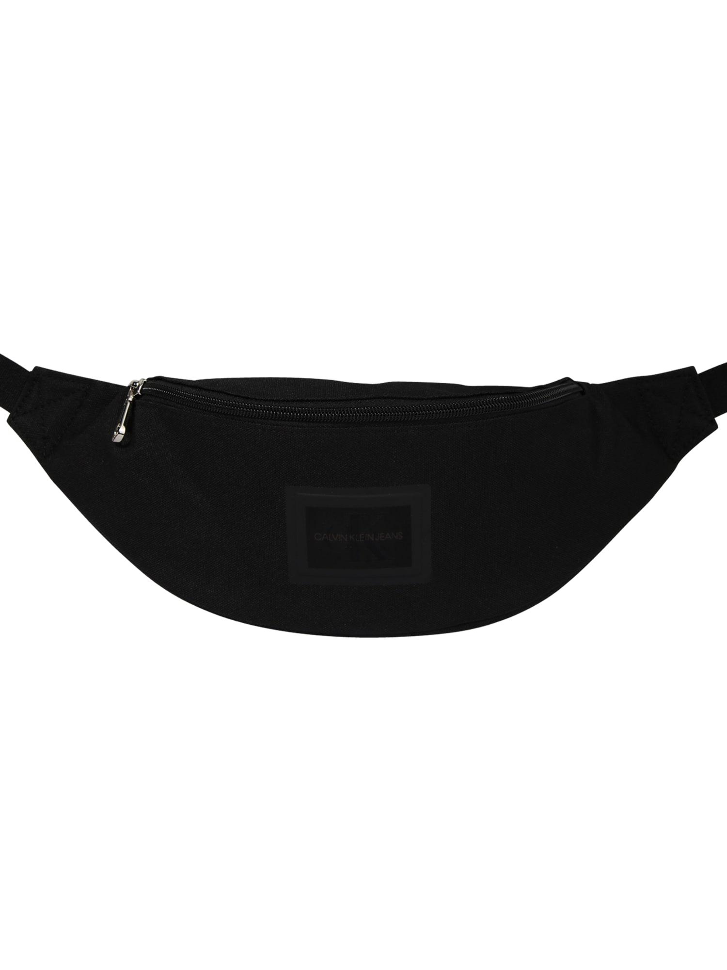 Calvin Klein Jeans Rankinė ant juosmens ' SPORT ESSENTIALS STREETPACK' juoda