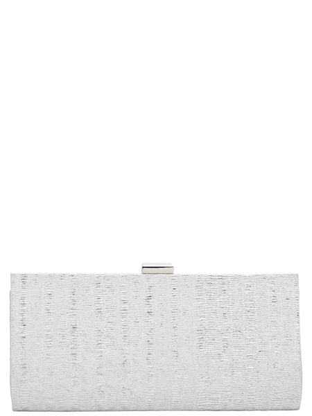 Clutches für Frauen - ONLY Clutch Party silber  - Onlineshop ABOUT YOU