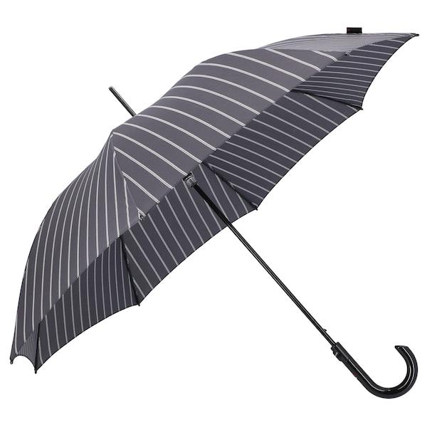 Regenschirme für Frauen - KNIRPS Stockschirm 'T703' taupe weiß  - Onlineshop ABOUT YOU