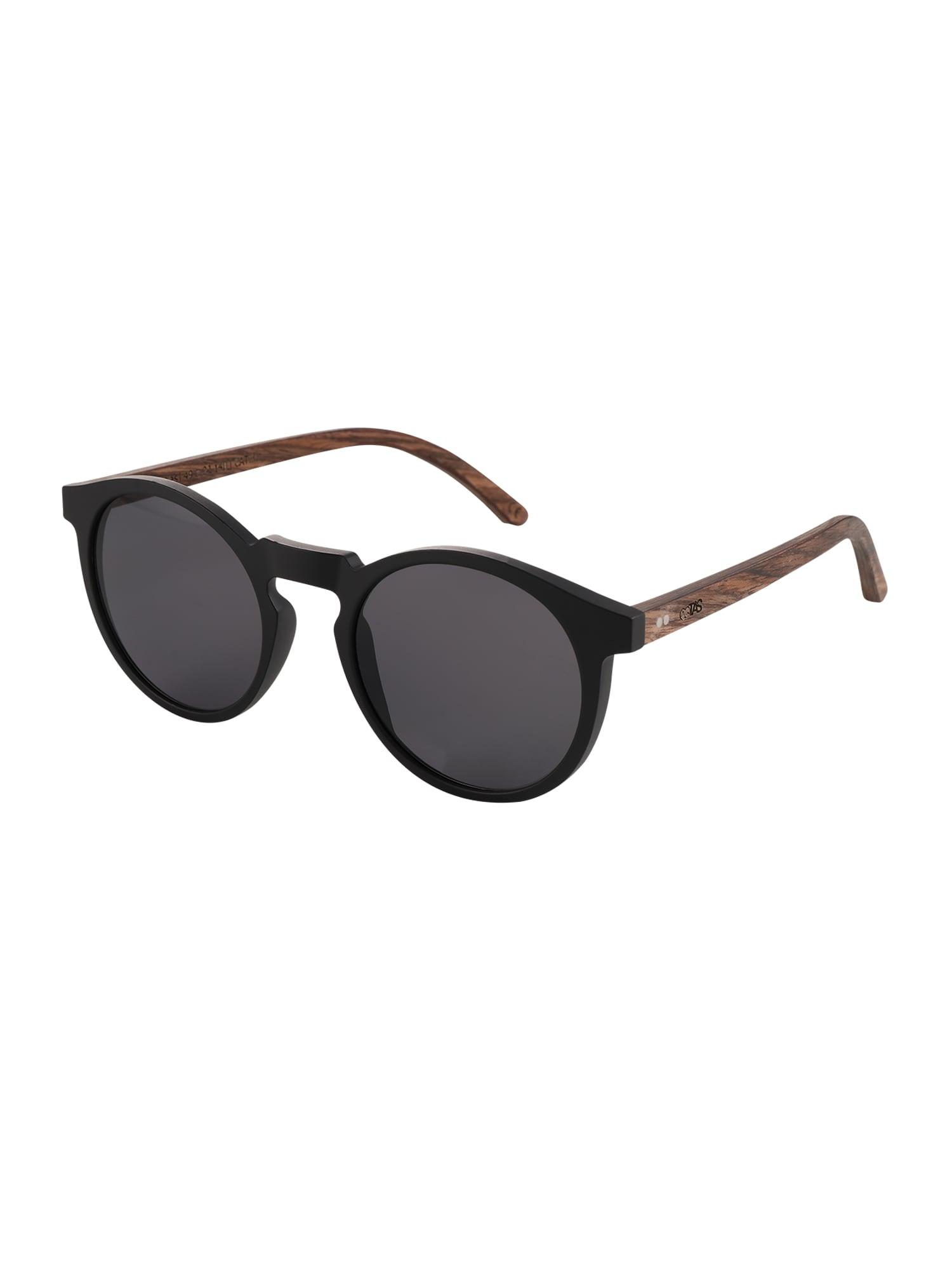 Sluneční brýle Mandala Collection hnědá černá TAKE A SHOT