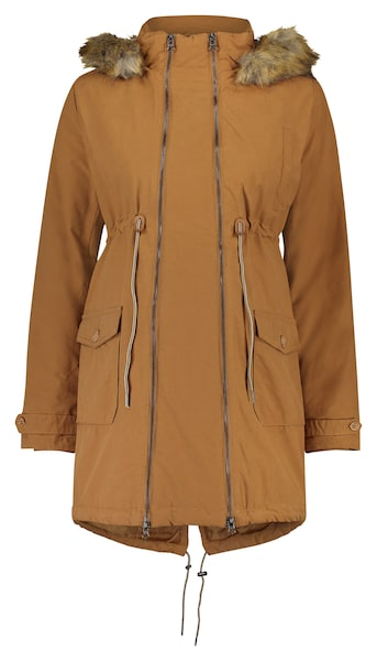 Schwangerschaftsmode - Jacke 'Malin' › Noppies › bronze  - Onlineshop ABOUT YOU