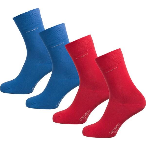 Socken für Frauen - Socken › Camano › blau rot  - Onlineshop ABOUT YOU
