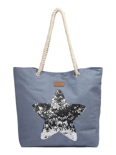 Shopper für Frauen - CODELLO Shopper taubenblau silber  - Onlineshop ABOUT YOU