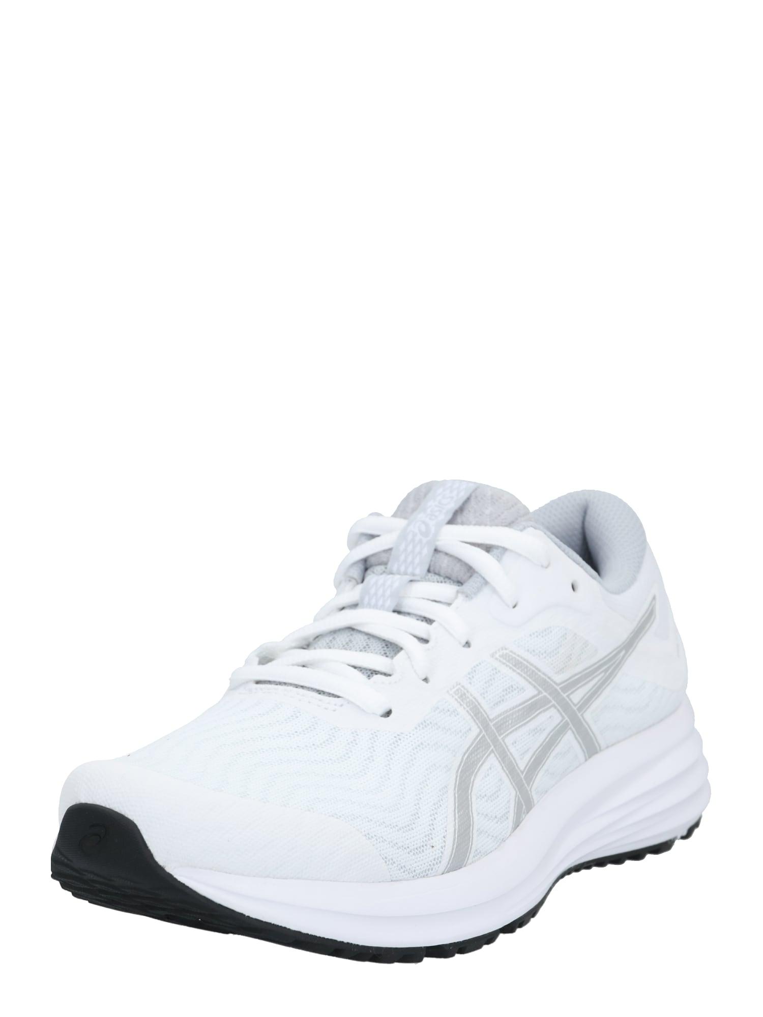 ASICS Nízke tenisky 'Patriot 12'  sivá / biela