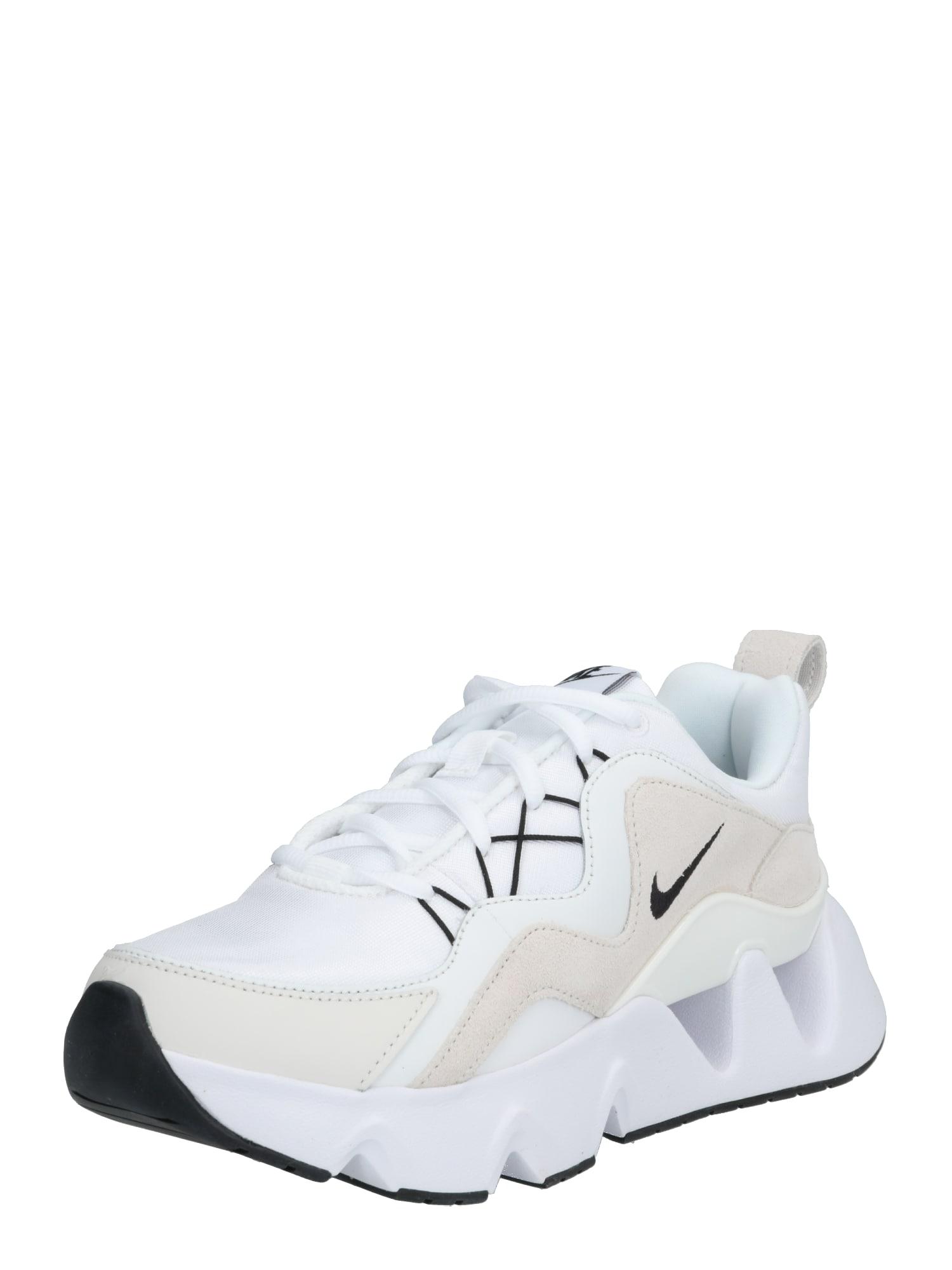 Nike Sportswear Nízke tenisky 'WMNS NIKE RYZ 365'  biela / čierna / béžová