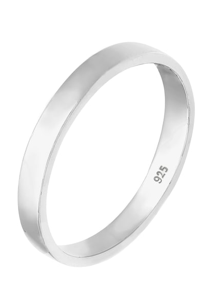Ringe - Ring 'Ehering' › ELLI › silber  - Onlineshop ABOUT YOU