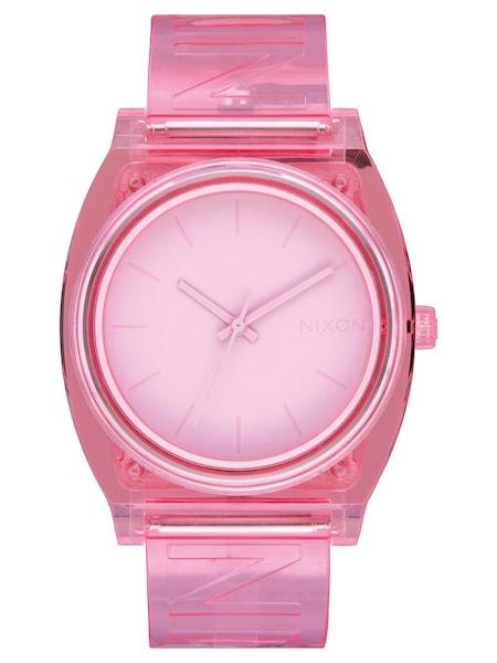 Uhren für Frauen - Nixon Armbanduhr 'Time Teller Summer' pink  - Onlineshop ABOUT YOU