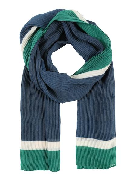 Schals für Frauen - PIECES Schal 'PCTIANNA' blau grün  - Onlineshop ABOUT YOU
