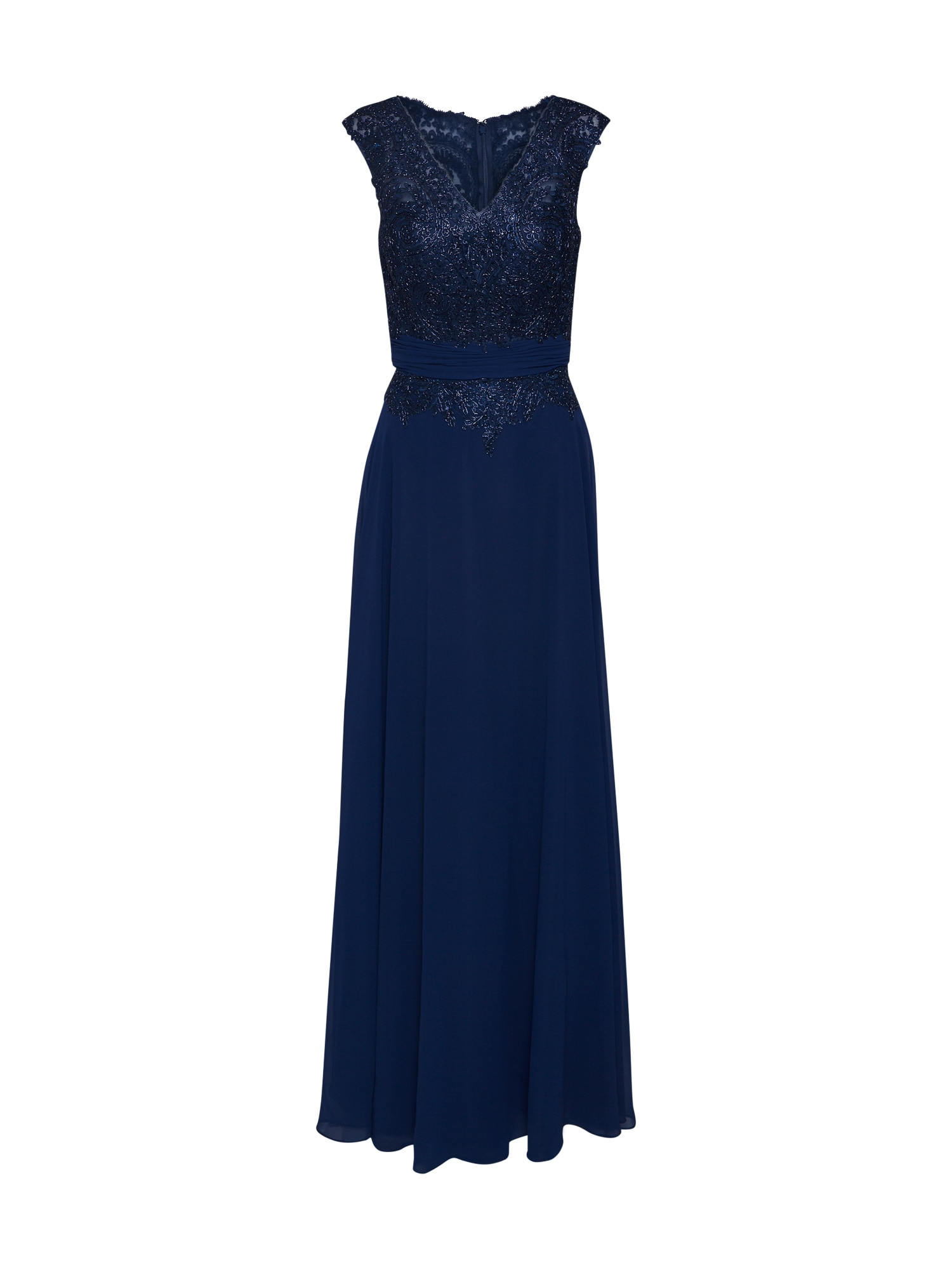 LUXUAR Vakarinė suknelė nakties mėlyna