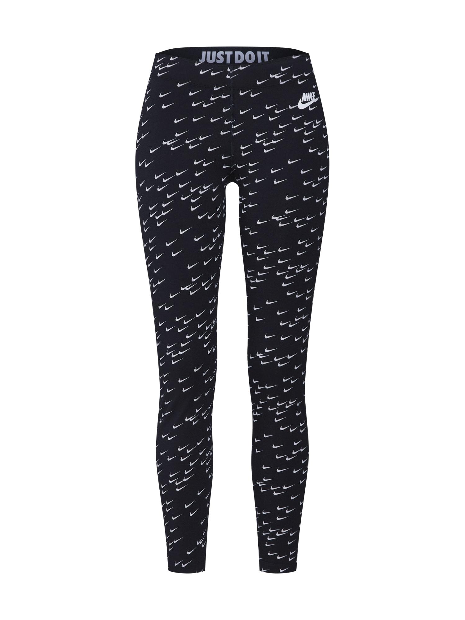 Legíny Legasee černá Nike Sportswear