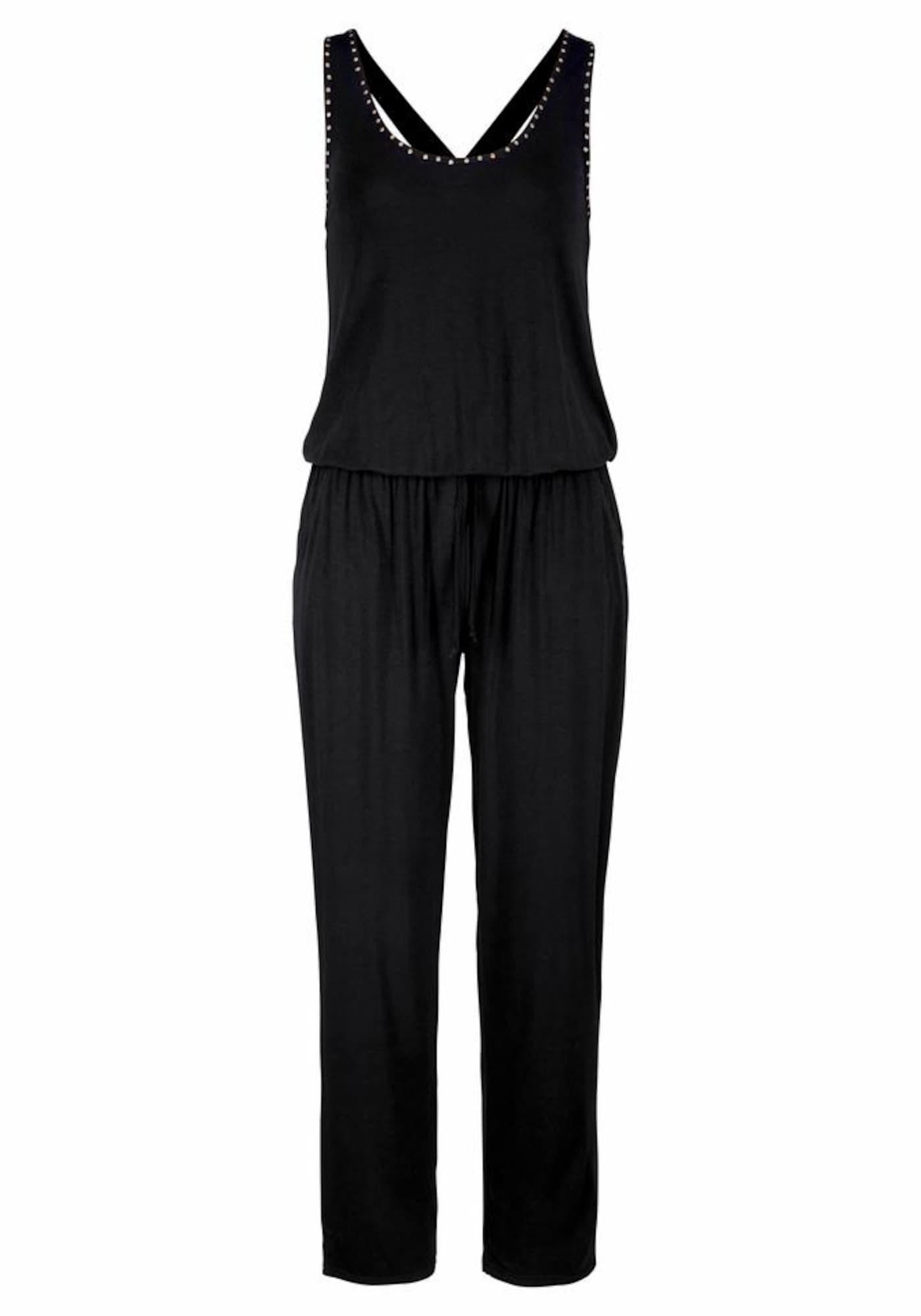 BUFFALO Kombinezono tipo kostiumas juoda