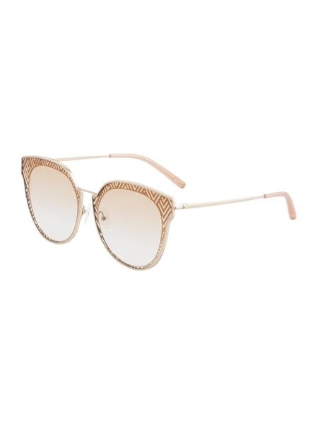 Sonnenbrillen - Sonnenbrille 'DAHLIA LIGHT ' › Matthew Williamson › gold rosa beige  - Onlineshop ABOUT YOU