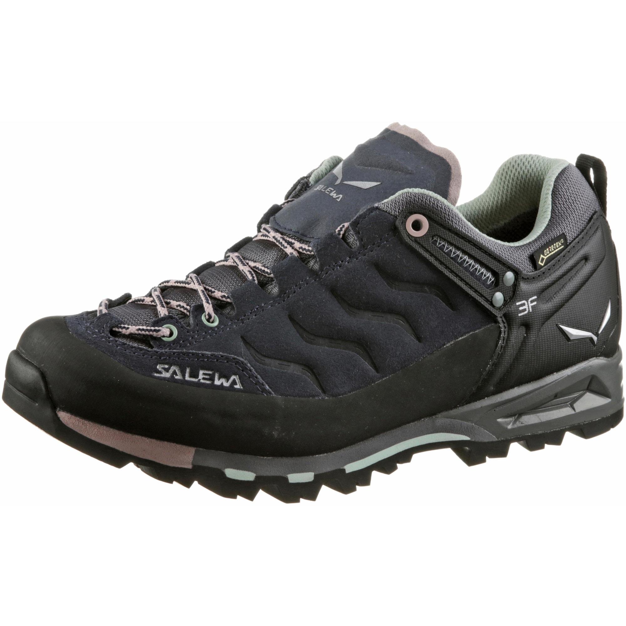 low priced a2153 5d19f AboutYou | Damen SALEWA Schuhe WS MTN Trainer GTX grau ...