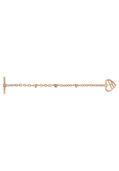 Armbaender für Frauen - TOMMY HILFIGER Armband 'Fine Core 2780113' rosegold  - Onlineshop ABOUT YOU