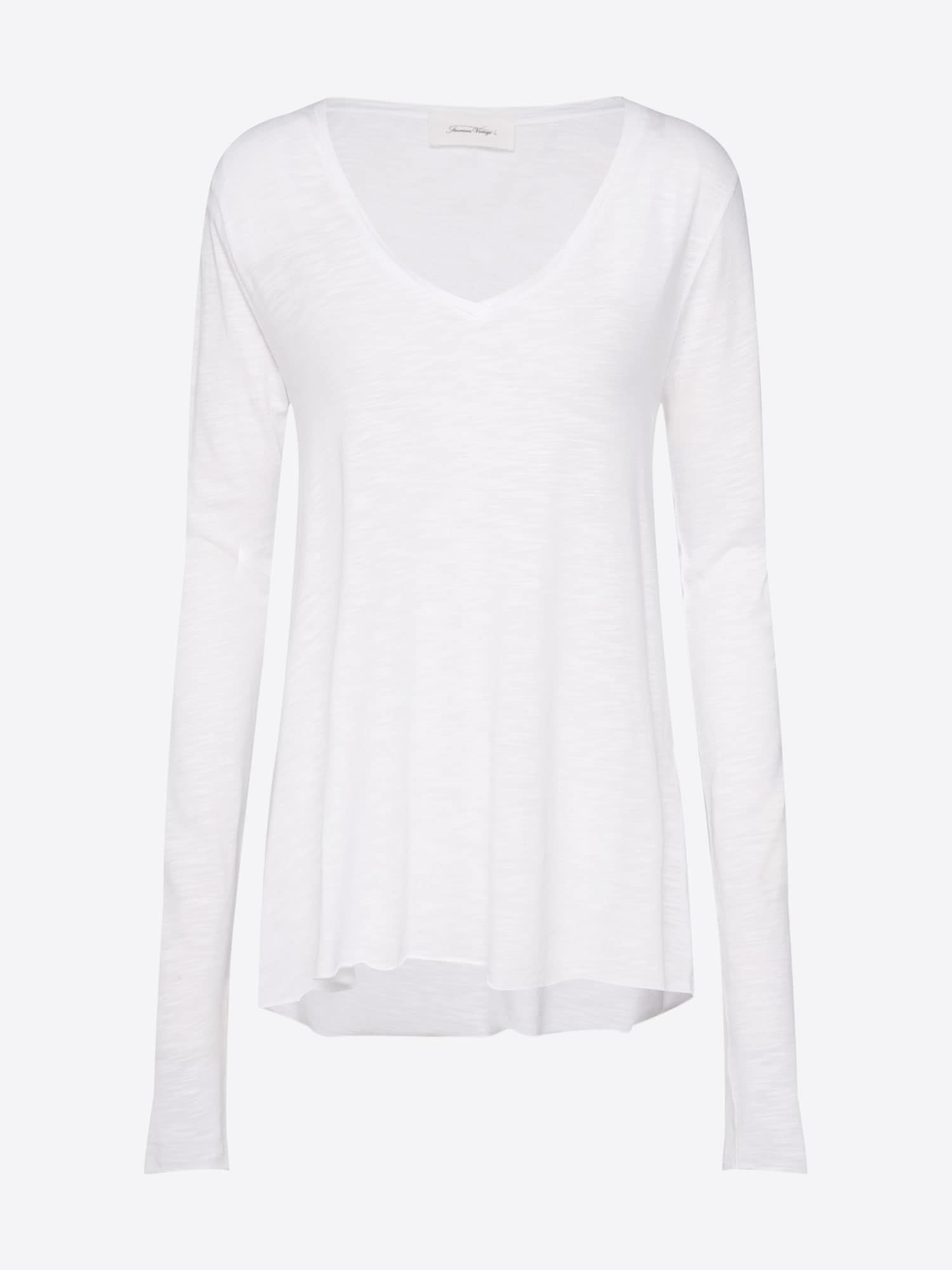 AMERICAN VINTAGE Marškinėliai balta