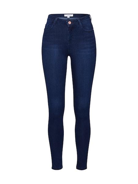 Hosen - Jeans › Dorothy Perkins › blue denim  - Onlineshop ABOUT YOU