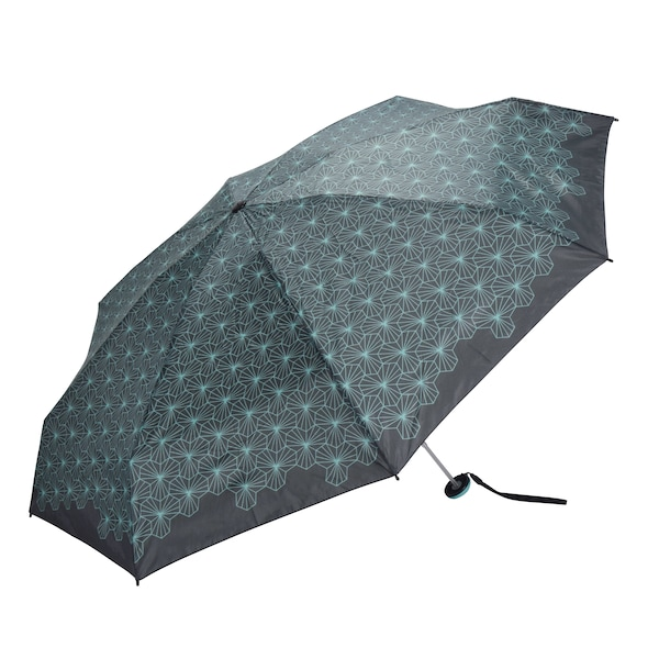 Regenschirme - Regenschirm 'X1 Lotus' › knirps › basaltgrau mint  - Onlineshop ABOUT YOU