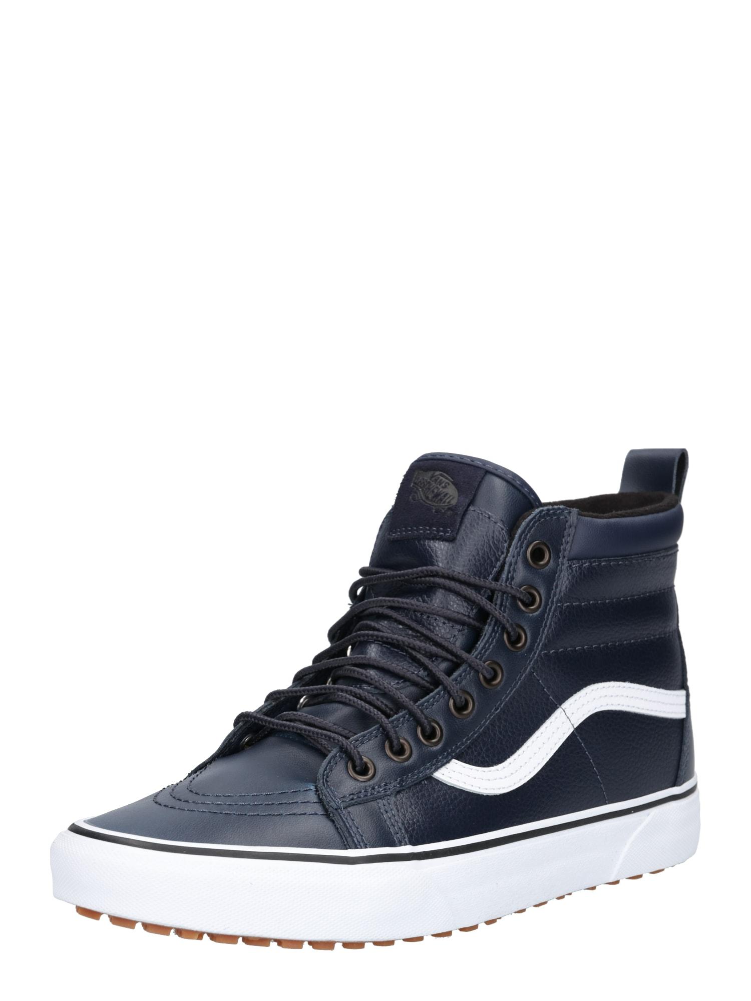 41ebe6ce2ec Aanbieding: Vans Dames Sneakers Hoog Sk8 Hi Mte Blauw Denim Brons ...